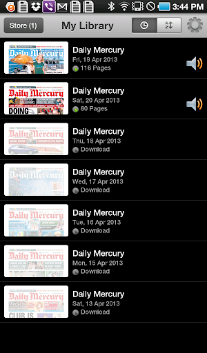 Daily Mercury
