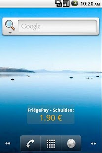 FridgePay- screenshot thumbnail