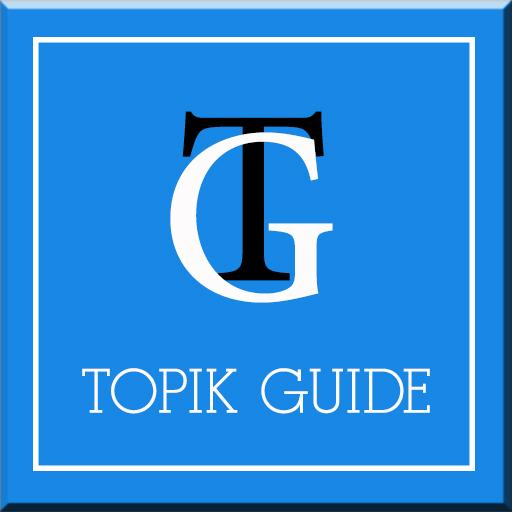 TOPIK GUIDE.COM LOGO-APP點子