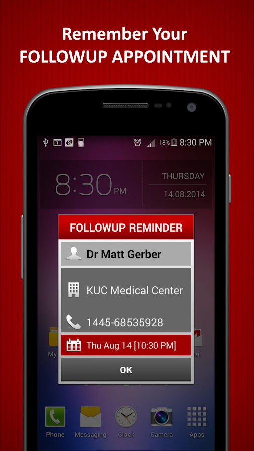 Medica: Meds & Pills Reminders - screenshot