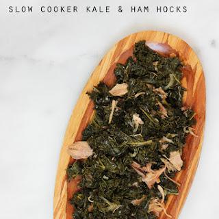 Kale and Ham Hocks.