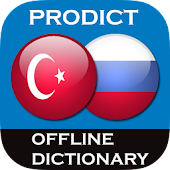 Turkish - Russian dictionary