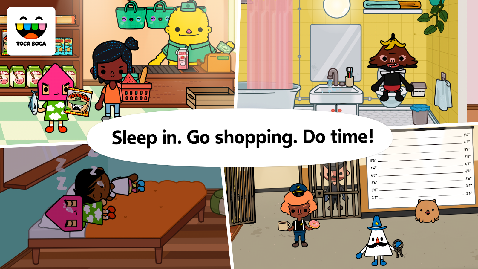 Toca Life: Town- screenshot