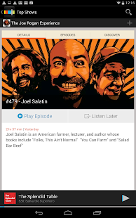 Stitcher Radio for Podcasts Screenshot 20