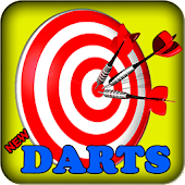 Darts Game - Dartboard