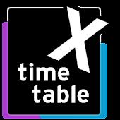 XTimeTableWidget
