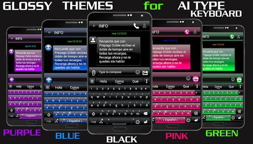 THEME FOR AI TYPE BLACK PURPLE