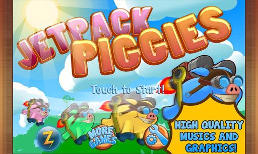 Jetpack Piggies Bros