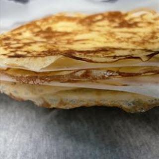 Oopsie Bread Tortillas