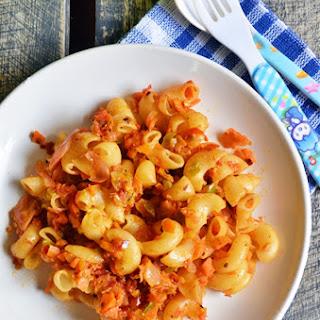 Mac n veggies n cheese recipe   Easy pasta recipes