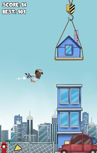 【免費賽車遊戲App】City Flappers-APP點子