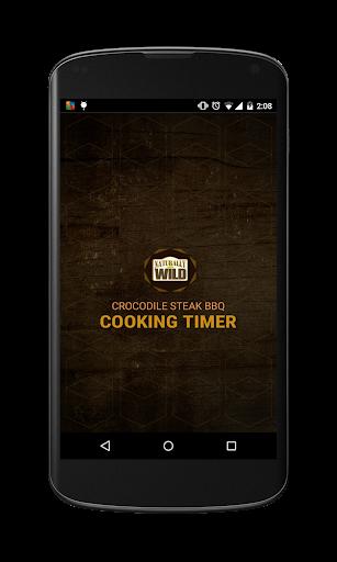 Crocodile Steak Cooking Timer