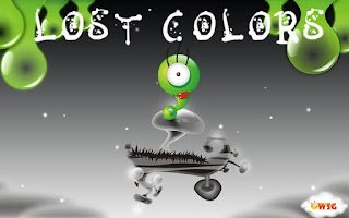 Screenshot of Lost Colors: world of monsters