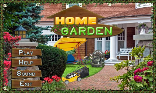 Home Garden Find Hidden Object