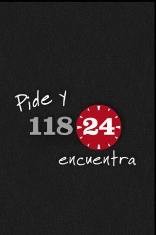 Pide y 11824 encuentra: captura de pantalla