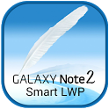 Galaxy Note 2 Smart LWP icon