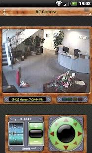 RC Camera- screenshot thumbnail
