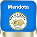 Mendota CA Official logo