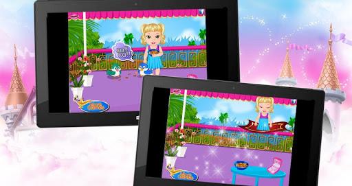 Bayi Princess Merawat Permaina 1.0.7 screenshots 6