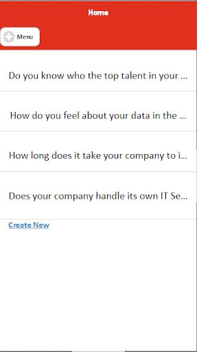 HR Technology Survey