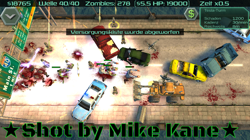 Zombie Defense 12.1 screenshots 13