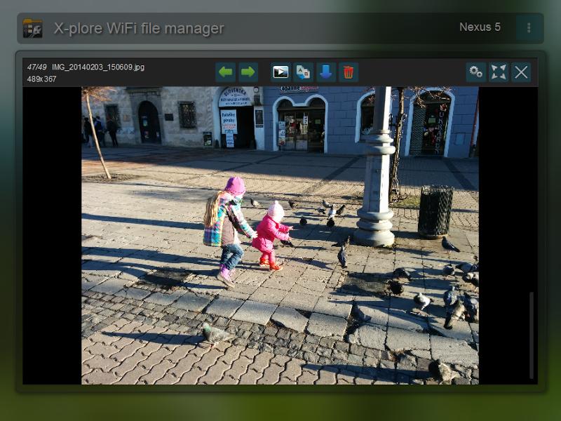 X-plore File Manager Screenshot 10