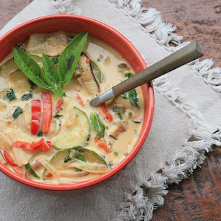 Thai Vegetable Soup.