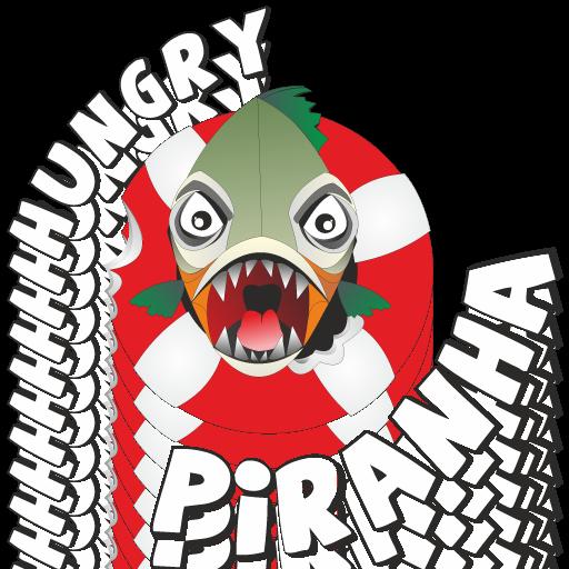 Hungry Piranha LOGO-APP點子