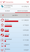 Screenshot of RegioBank - Mobiel Bankieren