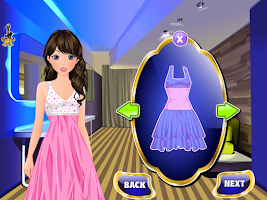 Screenshot of Awesome Makeover Games