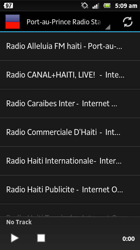 Port au prince radio stations android apps on google play - Port au prince radio station ...