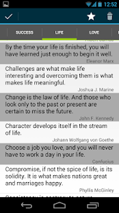 QuoteThis: Quotes & Sayings- screenshot thumbnail