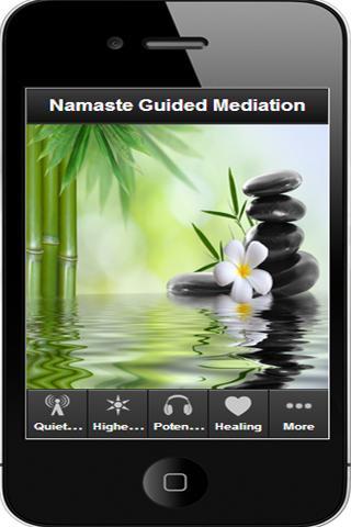 Namaste Guided Meditation