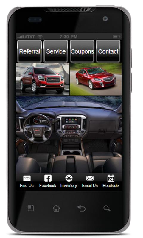 Sullivan Buick GMC- screenshot
