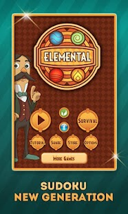 Elemental - Alchemy Puzzle- screenshot thumbnail