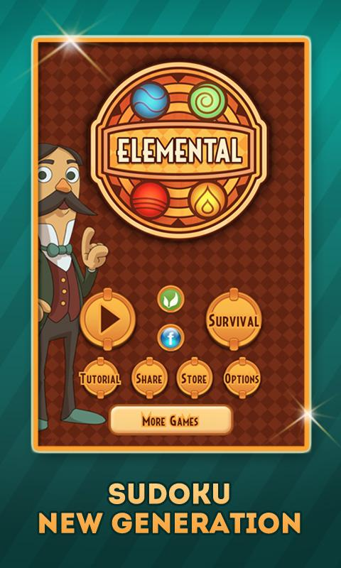 Elemental - Alchemy Puzzle - screenshot