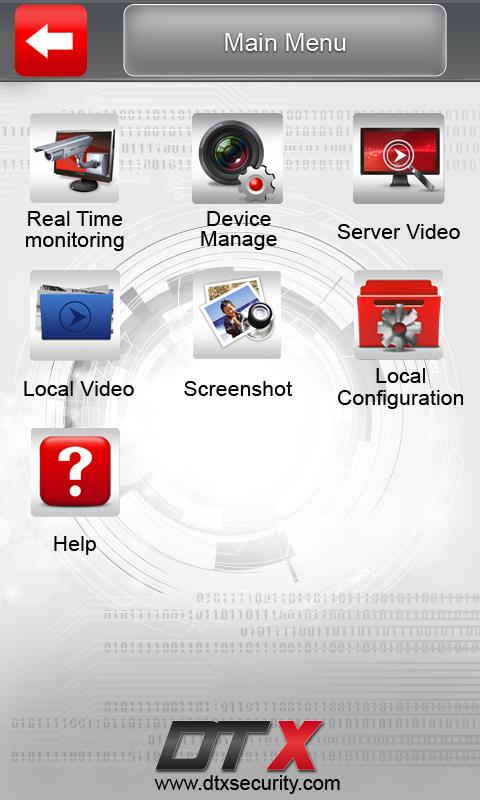 DTX Mobile- screenshot