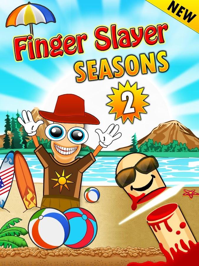 Finger Slayer Seasons - screenshot