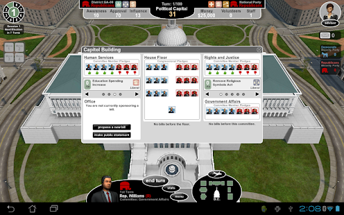 Government in Action- screenshot thumbnail