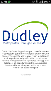 Dudley Council- screenshot thumbnail