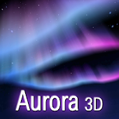 Aurora 3D Live Wallpaper