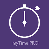 myTime PRO - time tracking