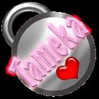 Tameka Name Tag icon