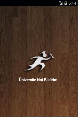 Üniversite Not Bildirimi