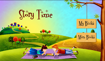 Screenshot of Story Time for Kids