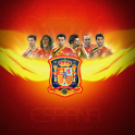 Euro Cup Spain Live Wallpaper icon