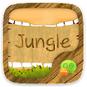 GO SMS JUNGLE THEME icon