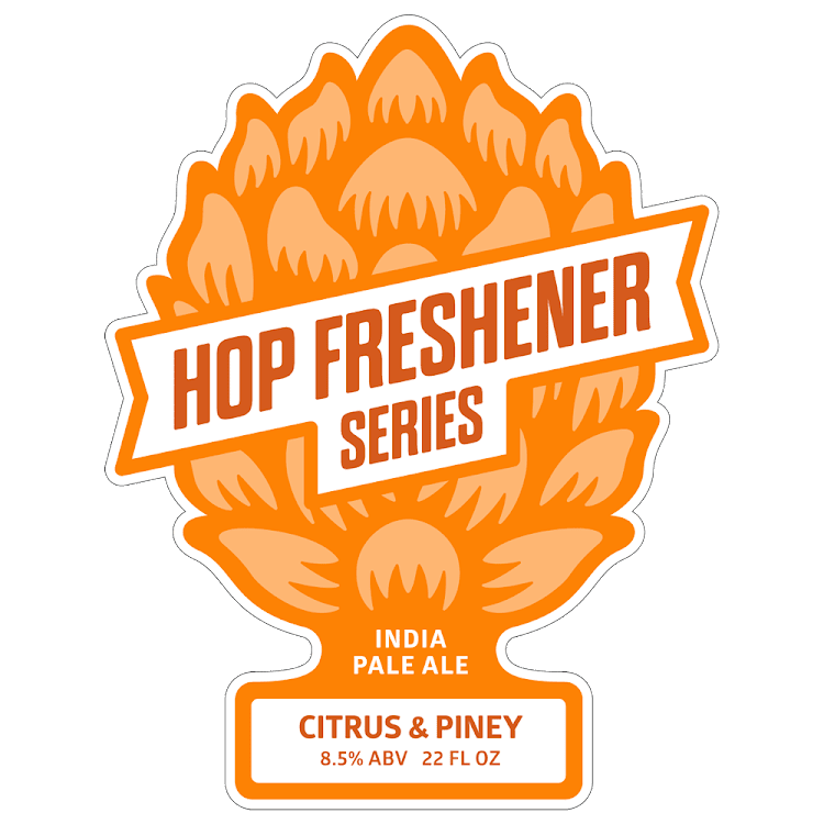 Logo of The Hop Concept Citrus & Piney IPA