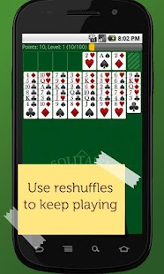 FreeCell Solitaire Champion - screenshot thumbnail