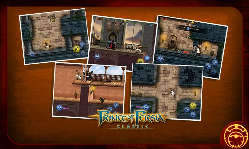 Prince of Persia Classic- screenshot